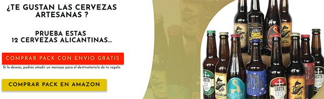 regalar Cervezas Artesanales