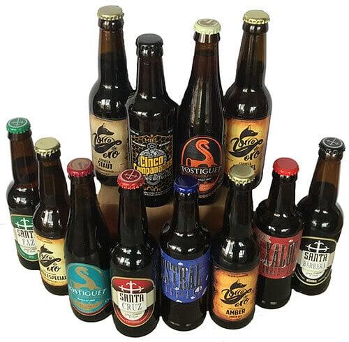 12 cervezas artesanas alicante
