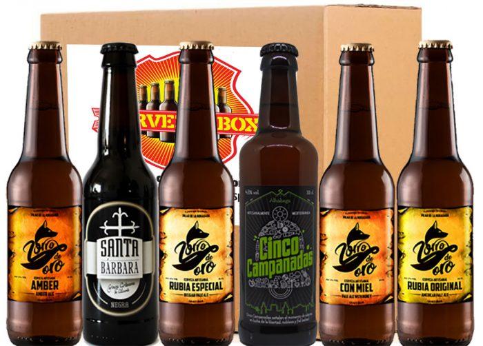 6 cervezas alicantinas artesanas