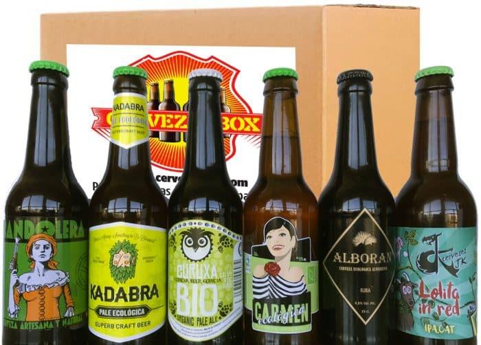 6 cervezas ecologicas espanolas