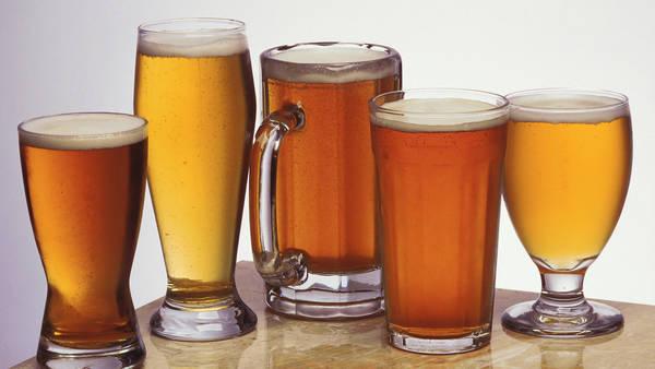 cerveza engorda mas que el vino