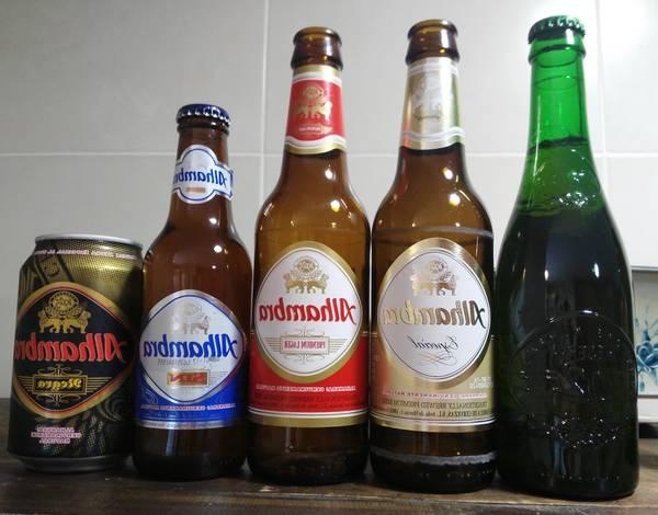 cerveza budweiser vs heineken