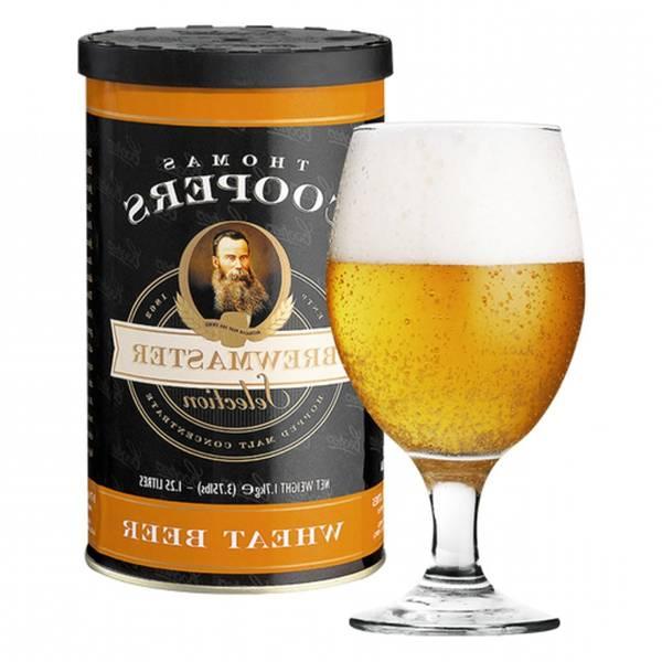 cerveza alemana azul